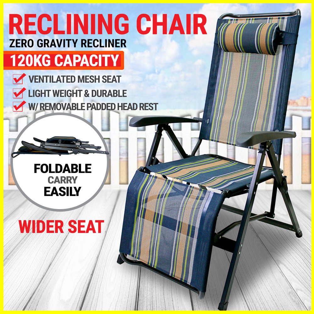 Awesome King Size Zero Gravity Foldable Recliner Outdoor Camping Alphanode Cool Chair Designs And Ideas Alphanodeonline