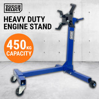 450kg Engine Stand Heavy Duty Industrial Workshop Cars Auto Crane Hoist Motor