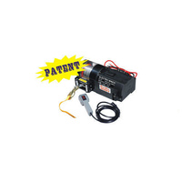 ATV Electric Winch 12V DC 4000lbs Single Line