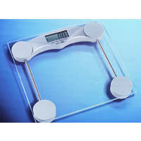 CAMRY Glass Electronic Personal Scale 150kg, Brand New