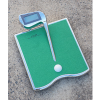 Electronic Personal Scale Golf Decoration 150kg, Weight Measurement, Body Fat