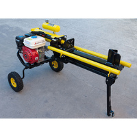 Log Splitter 13 ton, Automatic Return Mechanism, 5.5HP Engine Petrol Driven