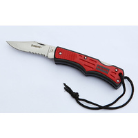 Knife Folding Compact, Pocket Knives,Stainless Steel, Solid Plastic Handle