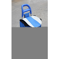 Collapsible Shopping Trolley Small  on 2 Wheels, New