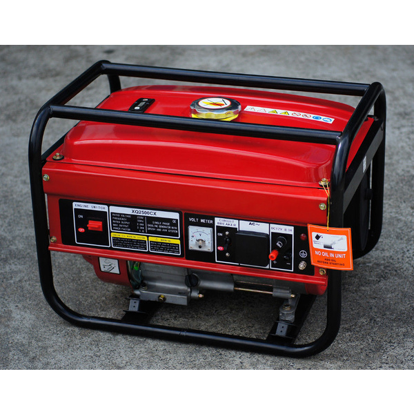 Petrol Generator, 4 Stroke Engine 5.5 hp, Rated 2000W, New