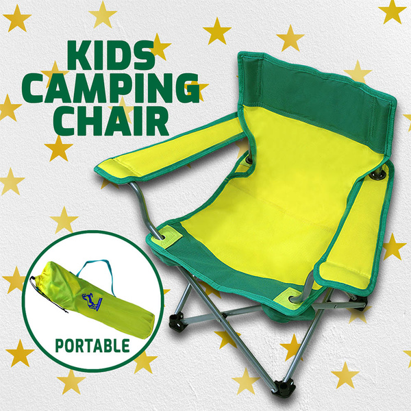 Kids Folding Chair with Arms, Foldable,Light, Outdoor Camping Travel Children